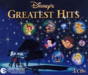 Disney's Greatest Hits (3-CD Box) Englisch