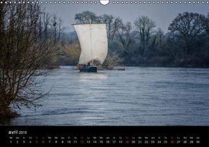 La Nièvre, entre Loire et Morvan (Calendrier mural 2015 DIN A3 h