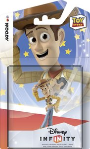 Disney INFINITY - Figur Single Pack - Woody