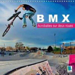BMX - Acrobaties sur deux roues (Calendrier mural 2015 300 × 300