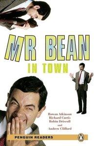 Penguin Readers Level 2 Mr Bean in Town