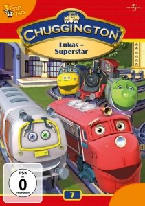 Chuggington Vol.7: Lukas-Superstar