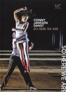 Connie Janssen danst So Here We Are