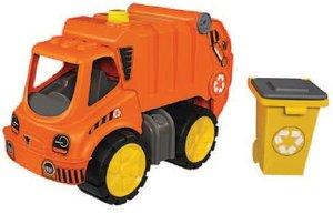 BIG 800056833 - Power-Worker: Müllfahrzeug