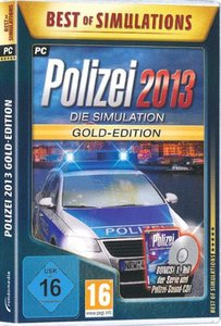 Best of Simulations: Polizei 2013 - Gold-Edition
