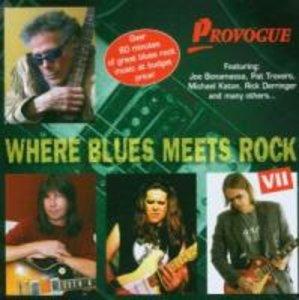 Where Blues Meets Rock Vol.7