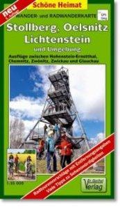 Stollberger Erzgebirge und Umgebung 1 : 35 000