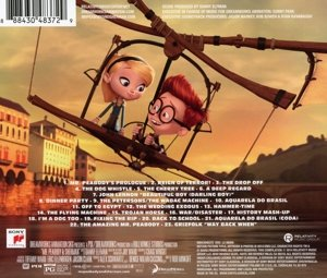 Mr.Peabody & Sherman/OST