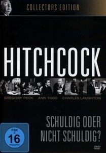 Schuldig Oder Nicht Schuldig? (A.Hitchcock Collec