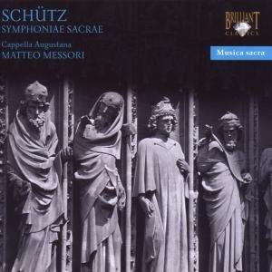 Musica sacra: Schütz-Symphoniae Sacrae