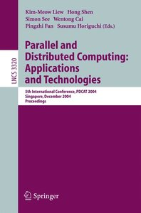 Parallel and Distributed Computing - Applications and Technologi