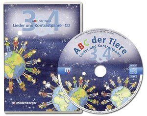 ABC der Tiere 3 & 4 - Lieder und Kontrastpaare