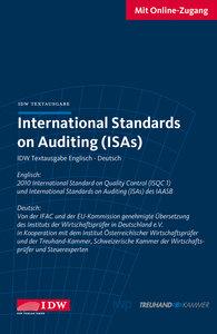 International Standards on Auditing ISA