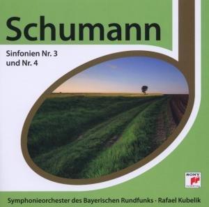 Sinfonien 3 & 4