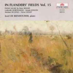Klaviermusik IFF 15