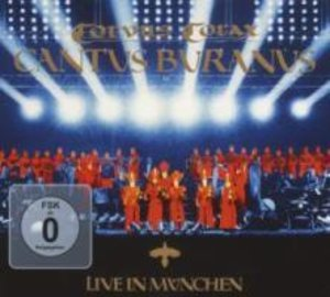 Cantus Buranus-Live In München (2CD+DVD)