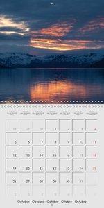 Scandinavian Evenings (Wall Calendar 2015 300 × 300 mm Square)