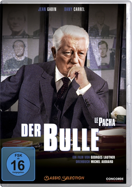 Der Bulle (1968) - zum Schließen ins Bild klicken