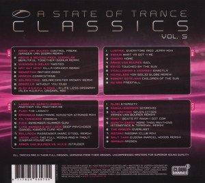 A State Of Trance Classics Vol.5