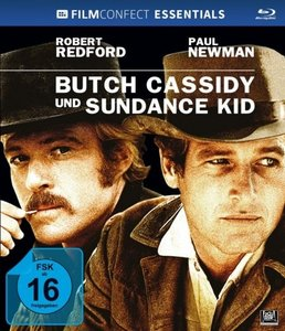 Butch Cassidy Und Sundance Kid (Blu-ray+CD)