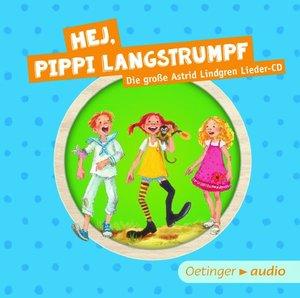 Hej, Pippi Langstrumpf SA (CD)