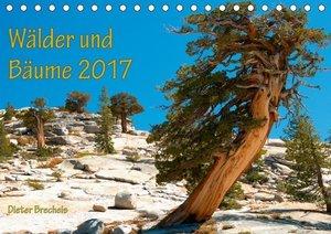 Wälder und Bäume 2017