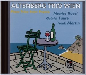 Piano Trios From France