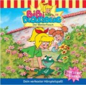 Bibi Blocksberg 56. Der Wetterfrosch. CD