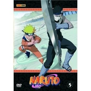 Naruto Vol.5-Cut