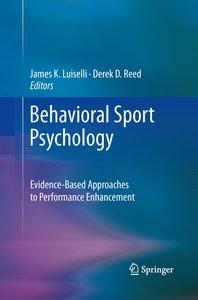 Behavioral Sport Psychology