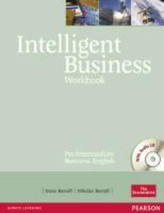Intelligent Business Pre-Intermediate Workbook with Audio CD