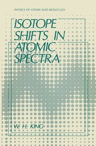 Isotope Shifts in Atomic Spectra
