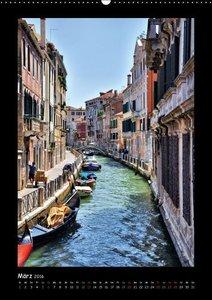 Venedig (Wandkalender 2016 DIN A2 hoch)