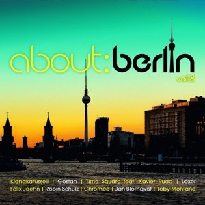 About: Berlin Vol: 8 (4fach Vinyl)