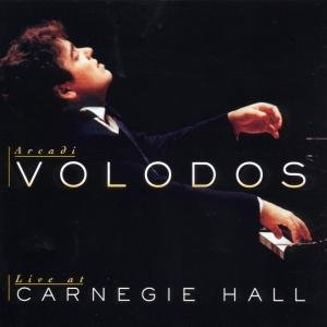 Volodos-Live at Carnegie Hall