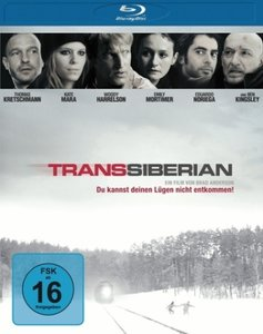 Transsiberian BluRay