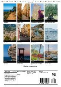 Mediterranean Views (Wall Calendar 2015 DIN A4 Portrait)
