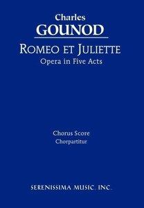 Romeo et Juliette - Chorus score