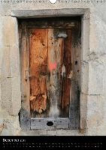 Rustic French Doors (Wall Calendar 2015 DIN A3 Portrait)