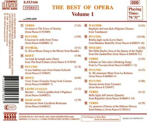 Best Of Opera Vol.1