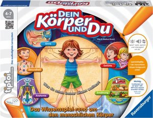 Ravensburger 00560 - Tiptoi: Dein Körper
