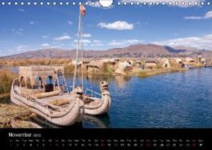 Peru - from the Andes to the Amazon / UK-Version (Wall Calendar