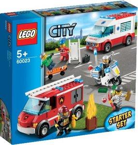 LEGO® City 60023 - City Starter Set