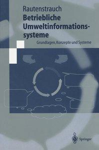 Betriebliche Umweltinformationssysteme
