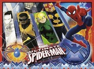Ravensburger 10529 - Spider-Man und sein Team, XXL Puzzle, 100 T