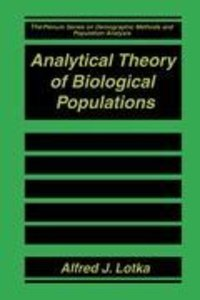 Analytical Theory of Biological Populations