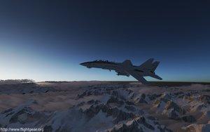 Flight Gear Flugsimulator 2015 - Der realistische Flugsimulator