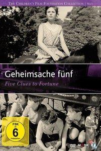 Geheimsache Fünf (Five Clues To Fortune,GB 1957)