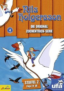 Nils Holgersson TV-Serien-Box 2,Flg 19-35