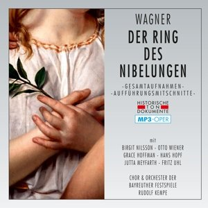 Der Ring Des Nibelungen-MP3 Oper